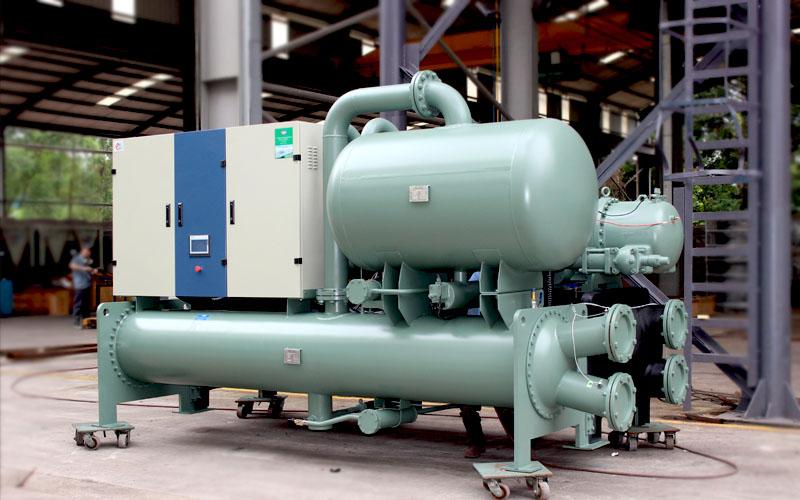 40STD-F1860WDDS4满液式低温冷水机组
