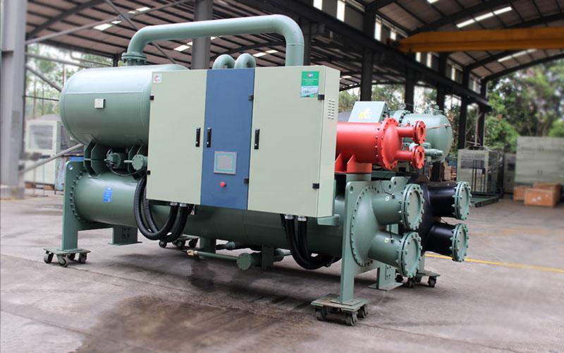 热回收满液式冷水机组