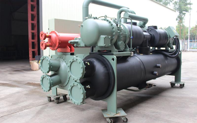 40STD-F1600WBD4满液式螺杆冷水机组