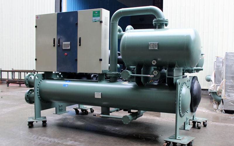 40STD-F1320WD4满液式冷水机组