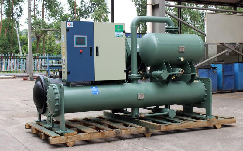 40STD-F1060WS4满液式螺杆冷水机