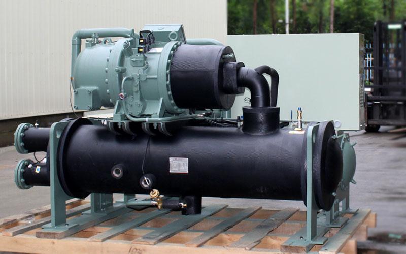 40STD-F280WS4满液式螺杆冷水机
