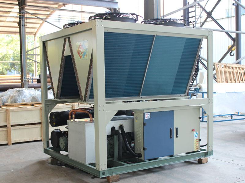 恒星空气源热泵机组如何改善噪音